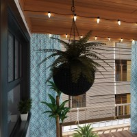 Keter Round Plastic Hanging Planter & Reviews