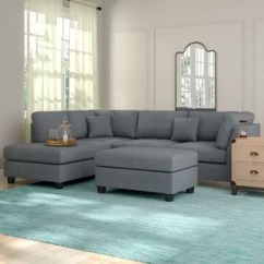 Small Sectional Living Room Furniture Big Lots Sets Corner Sectionals You Ll Love Wayfair Quickview