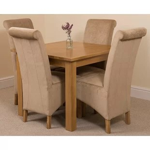 small table and chairs adirondack chair with cup holder plans wayfair co uk quickview 0 apr financing
