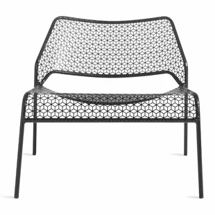 outdoor wire chairs retro lawn black mesh patio wayfair quickview