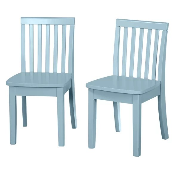 wooden chair with arms for toddler large slipcover kids chairs birch lane