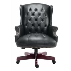 Chairs On Wheels Uk Queen Anne Side Cherry Chair Wayfair Co Luxury Executive