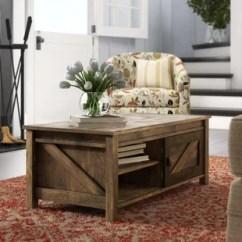 Living Rooms Tables Small Room Ideas Grey Sofa Coffee You Ll Love Wayfair Ca Save