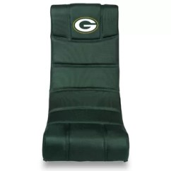 Green Bay Packers Chair Tufted Velvet Gaming Wayfair Quickview