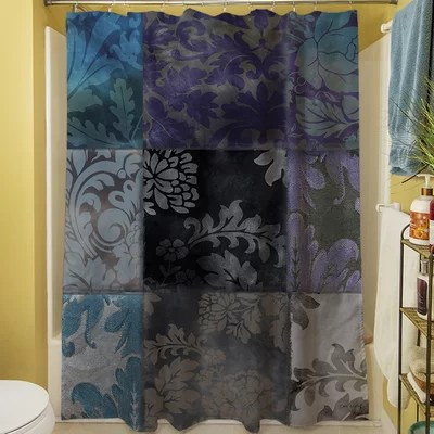 Purple Shower Curtains Youll Love Wayfair