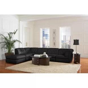 6 piece modular sectional sofa chelsea swansea score wayfair quickview