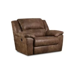 Double Recliner Chairs Adirondack Chair And Ottoman Oversized Recliners You Ll Love Wayfair Umberger Cuddlier By Simmons Upholstery