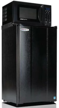 Mini Fridge Microwave Cabinet   Wayfair