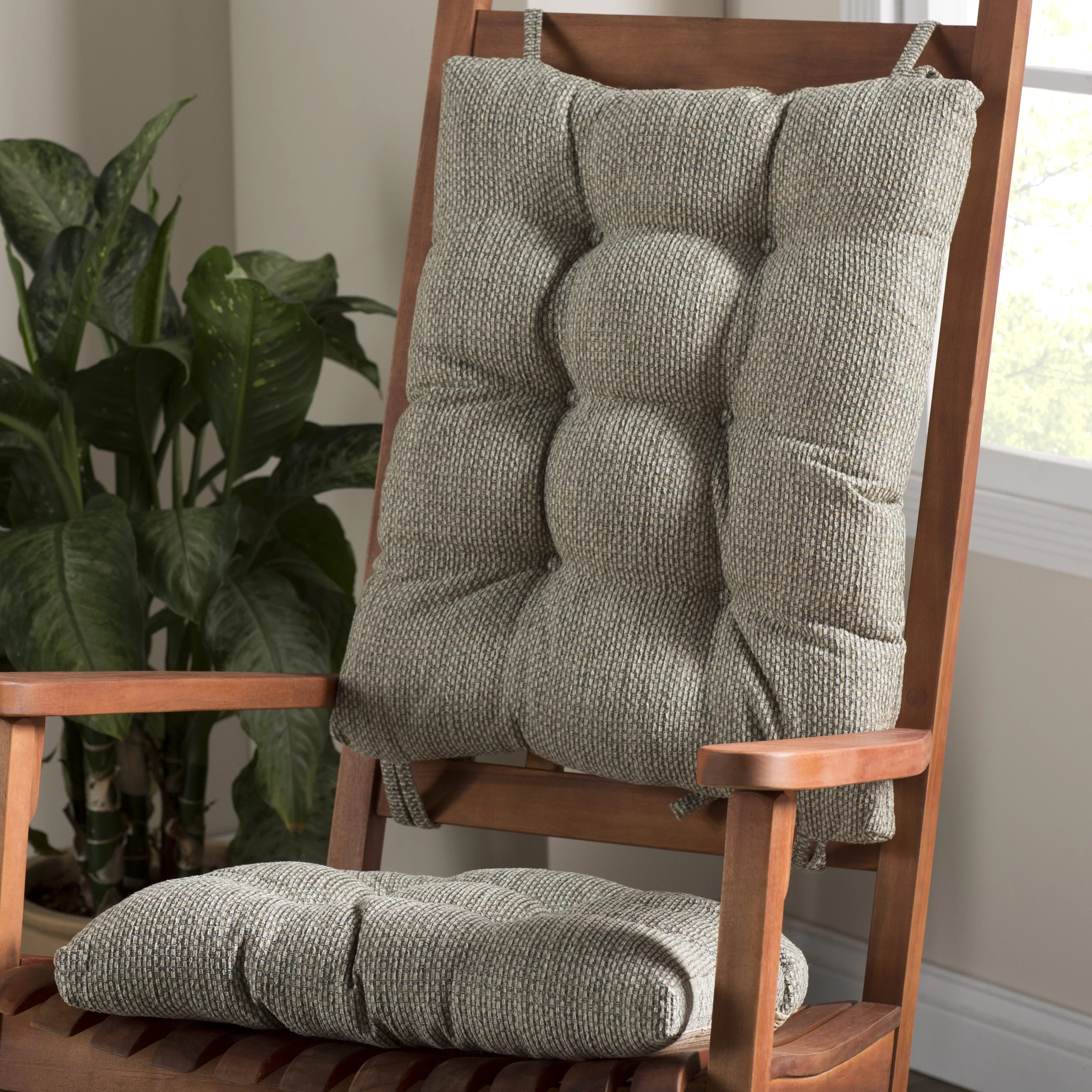 windsor rocking chair cushions kreg jig adirondack plans wayfair ca save