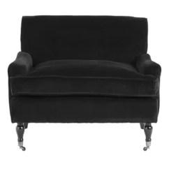 Black Velvet Chair Wheelchair Entrance Wayfair Co Uk Quickview 0 Apr Financing