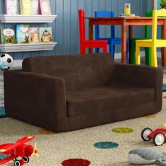 Toddler Flip Sofa Cover Unfinished Table Kids Wayfair Quickview