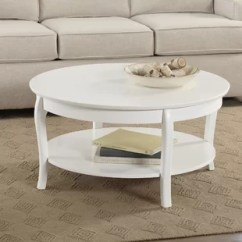 Living Room Round Table Rooms With Fireplaces Images Coffee Tables You Ll Love Wayfair Quickview