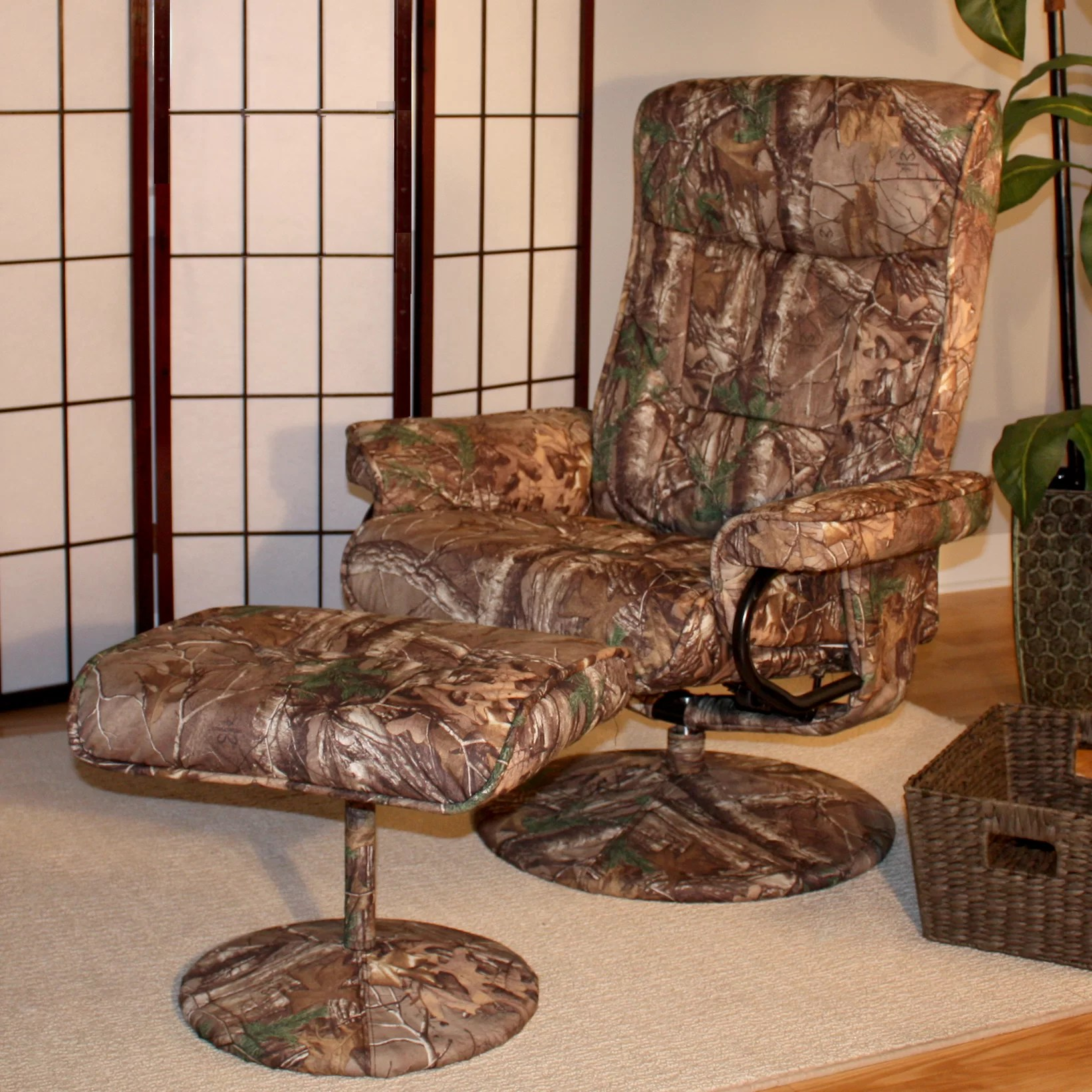 Realtree Chair Comfort Products Realtree Relaxzen Heated And Reclining