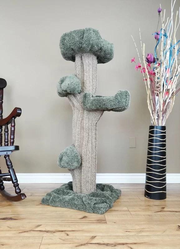 New Cat Condos 51 Premier Cat Tree  Reviews  Wayfair