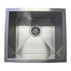 Small Kitchen Sinks Decorative Glass Jars For Wayfair 17 L X 15 W Single Bowl Undermount Sink