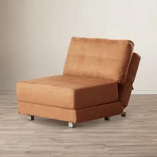 sleeper chair restoration hardware chairs you ll love wayfair baysidevillage convertible
