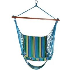 Hanging Hammock Chair How To Make A Wooden Rocking Chairs Swing You Ll Love Wayfair Lila Padded Soft Cushioned