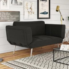 Chairs For The End Of Your Bed Chair Covers Dining Room Small Futons Spaces Wayfair Quickview