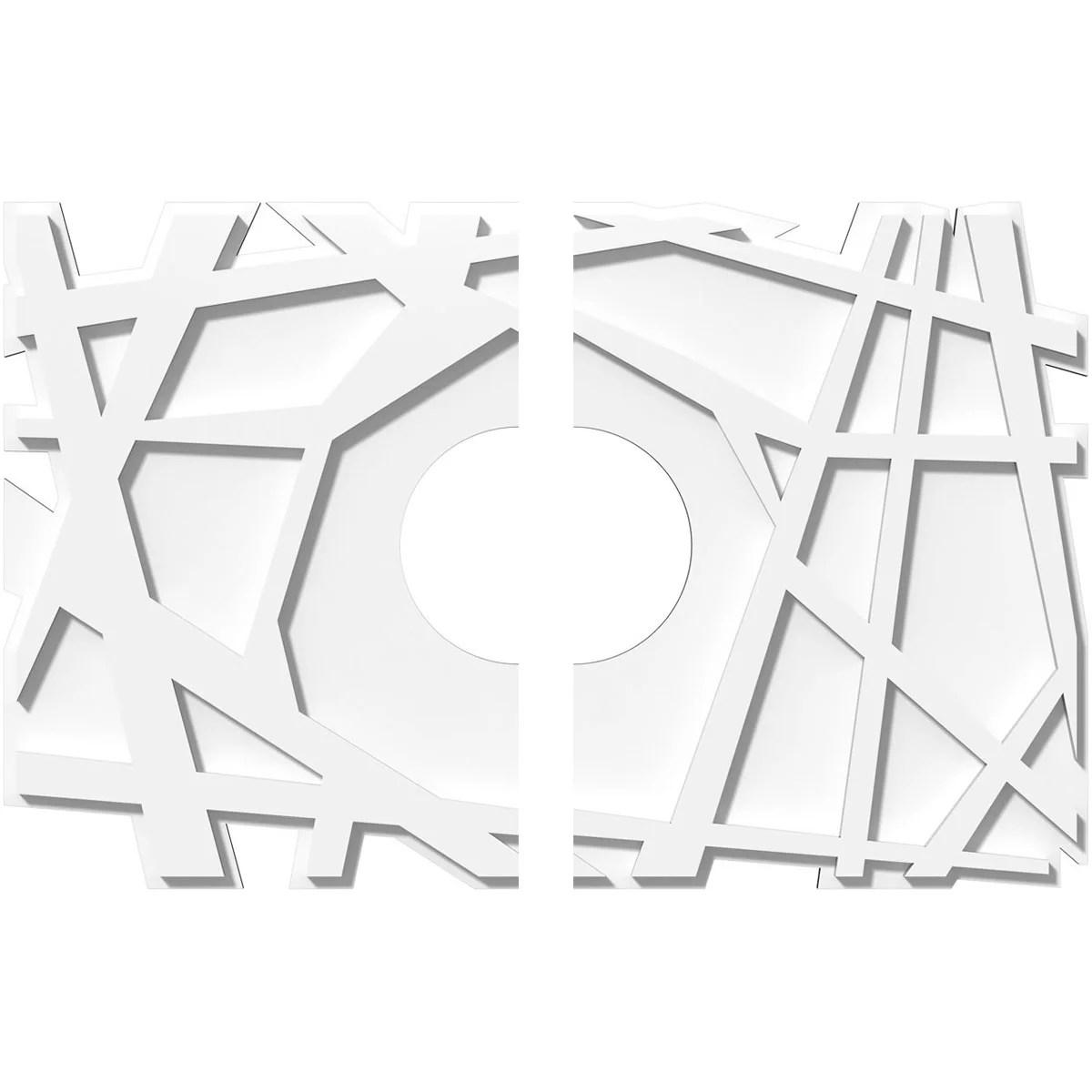 Ekena Millwork Novo Architectural Grade Pvc Ceiling
