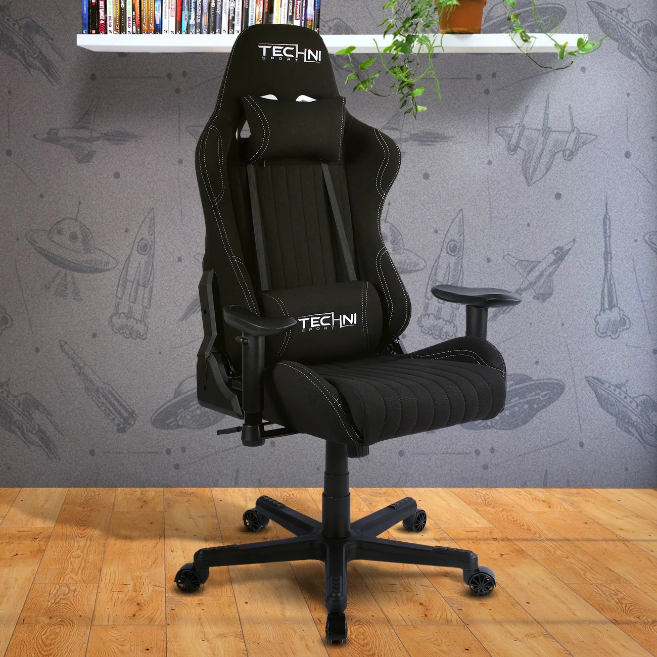 Video Game Chairs Racer Video Gaming Chair