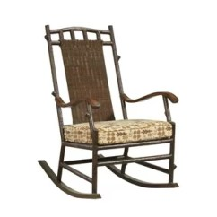 Small Rocking Chairs Folding Teak Chair Wayfair Chatham With Cushions