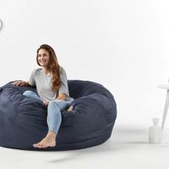 Big Joe Bean Bag Chair Reviews Ikea Kivik Comfort Research Fuf And