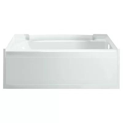 Kohler Archer 60 X 32 Soaking Bathtub Amp Reviews Wayfair