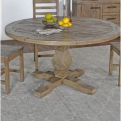 Wooden Kitchen Table Huge Island Farmhouse Dining Tables Birch Lane Gertrude