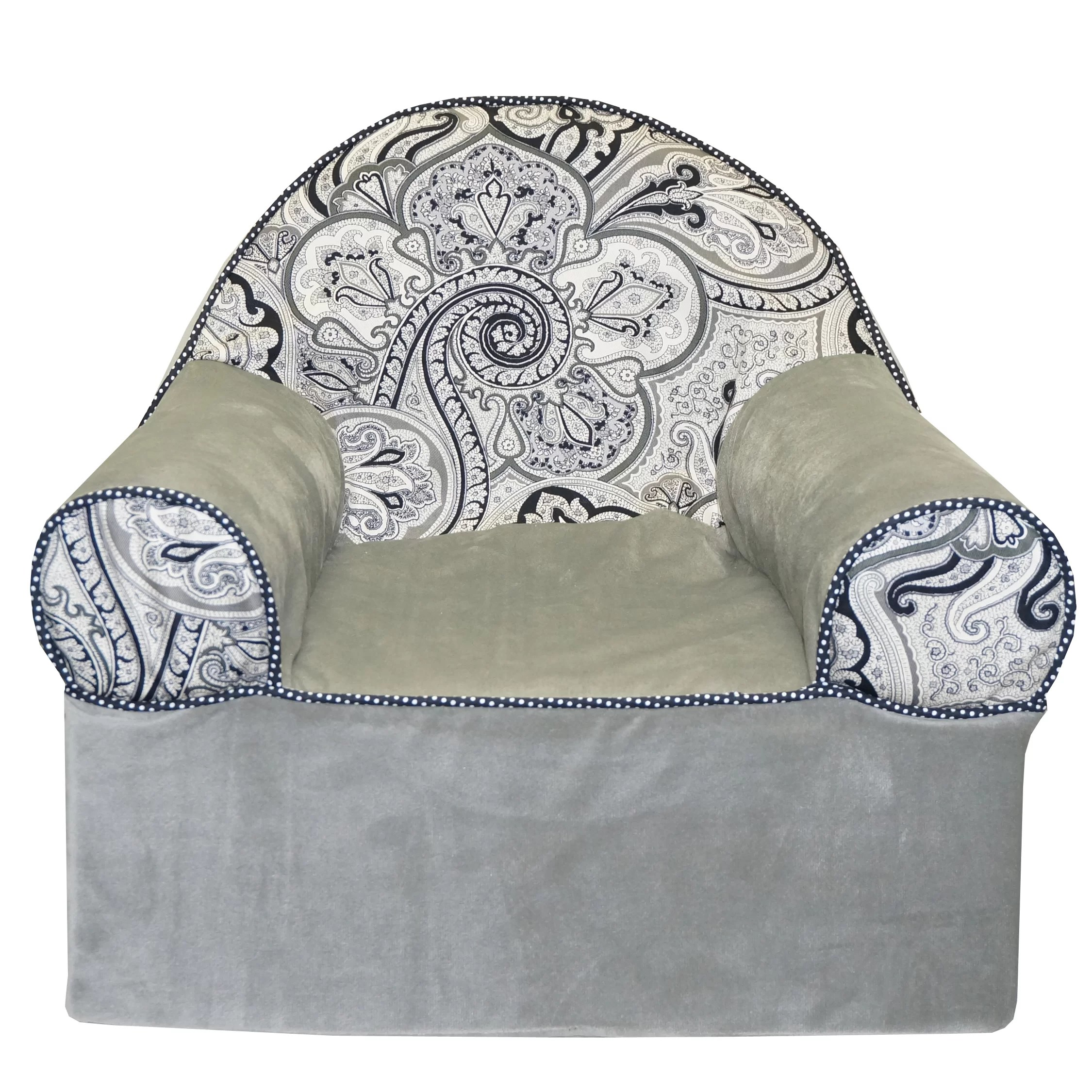 Paisley Chair Shaner Paisley Nursery Baby Kids Chair