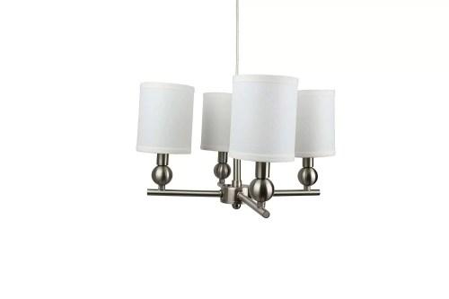 small resolution of charlton home magdalen portable 4 light shaded chandelier wayfair terra 4 light crystal chandelier wayfair on basic electrical wiring