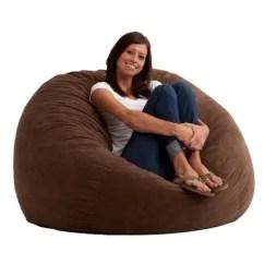 Xxl Fuf Chair Owl Covers Comfort Research Big Joe Reviews Wayfair Bean Bag