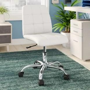 tufted desk chair tempur pedic office tp8000 reviews chairs you ll love wayfair hofmann task