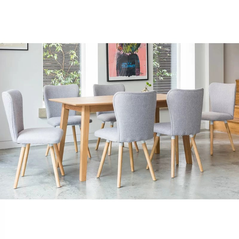 Norden Home Fairway Dining Set with 6 Chairs