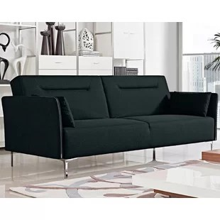 chair bed twin sleeper royal dining chairs kaleigh wayfair jaume reclining sofa