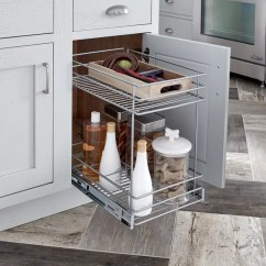 Kitchen Cabinet Images Pantry Cabinets Closetmaid 2 Tier Pull Out Drawer Reviews Wayfair Ca