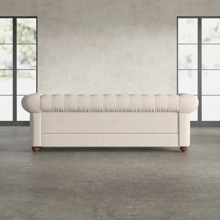 chesterfield sofa material cost to recover uk greyleigh quitaque reviews wayfair ca