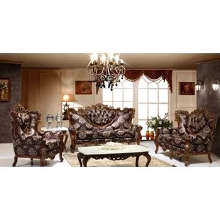 living rooms sets for cheap all white room you ll love wayfair 3 piece set