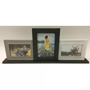 floor standing collage frame
