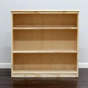 Birch Plywood Bookcase