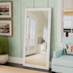 Full Length Mirror In Living Room Decorate With No Fireplace Stalybridge Reviews Birch Lane