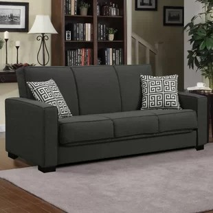 wayfair sleeper sofa full how to sew slipcovers for cushions mattress topper quickview
