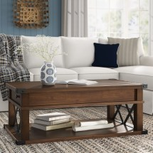Birch Lane Heritage Bridget Lift Top Coffee Table