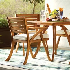 Outdoor Table And Chairs Wood Modern White Dining Patio Furniture You Ll Love Wayfair