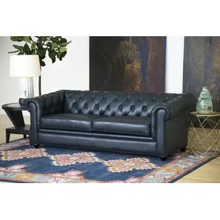 brown leather couch living room modern interior for small apartments dark wayfair search results