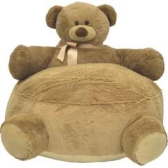 Stuffed Animal Chair Most Comfortable For Reading Kids Chairs Wayfair Kael Bear Figural Plush Novelty