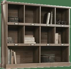 bookcases bookcase furniture perpustakaan barrister wayfair rak harga rumahmebel office buku lane sauder murah transparent shelves ide library storage