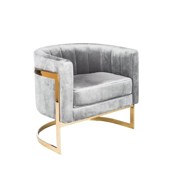swing chair wayfair disney bean bag chairs statements by j mica gold barrel & reviews |