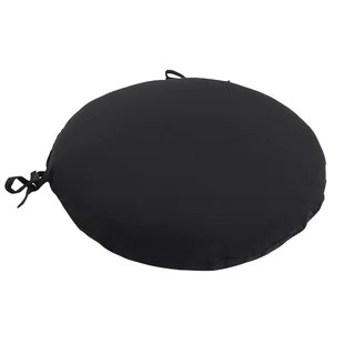 black chair pads relax r round cushions wayfair quickview