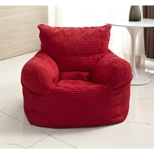 chair that converts to a bed cheap patio bean bag wayfair quickview