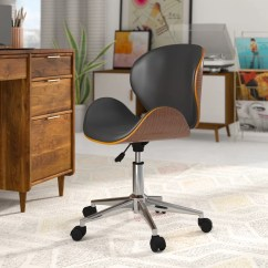 Modern Drafting Chair Lumbar Support Chairs George Oliver Bradford Adjustable Office Low Back Reviews Wayfair